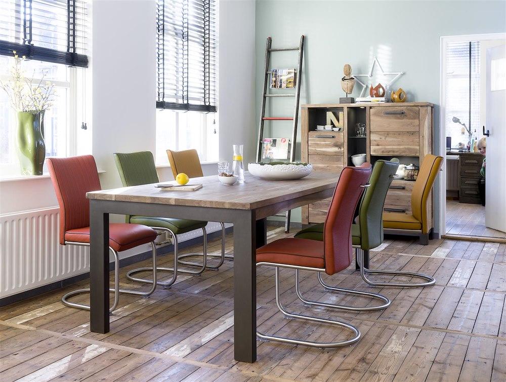 Jan Sepka Design Stühle  moderne Formensprache