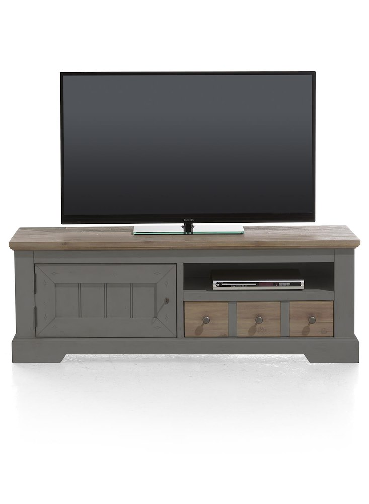le port tv sideboard 1 tuer 1 lade 1 nische 140 cm. Black Bedroom Furniture Sets. Home Design Ideas