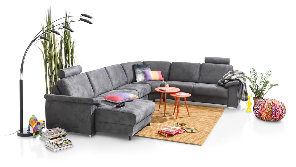 grenada eckteil rund henders hazel. Black Bedroom Furniture Sets. Home Design Ideas
