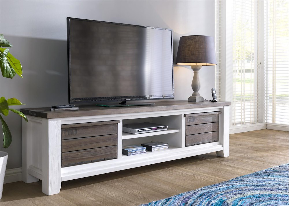 velasco tv sideboard 2 k rbe 2 nischen 190 cm. Black Bedroom Furniture Sets. Home Design Ideas