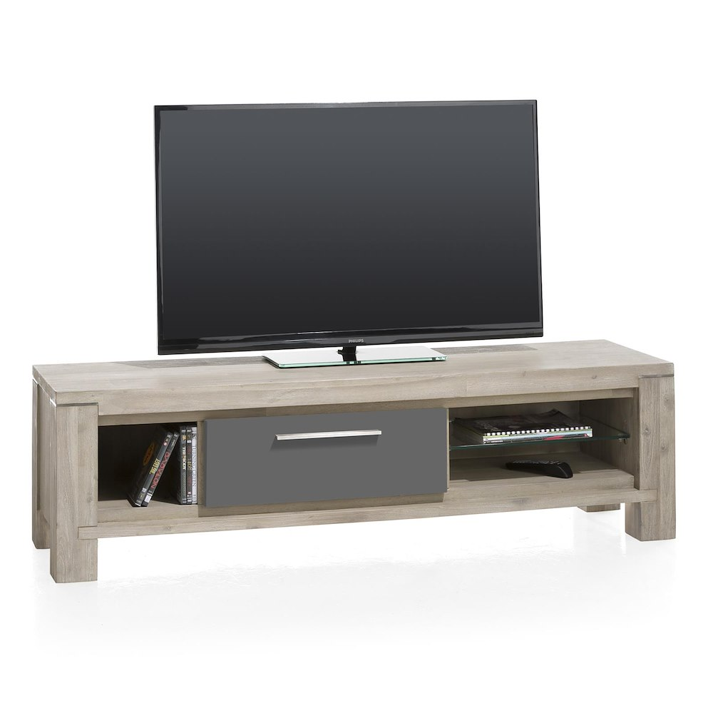 multiplus tv sideboard 1 klappe 3 nischen 150 cm. Black Bedroom Furniture Sets. Home Design Ideas