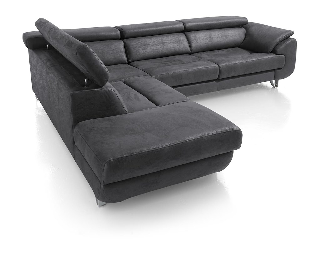 havanna 3 sitzer sofa mit ottomane links henders hazel. Black Bedroom Furniture Sets. Home Design Ideas