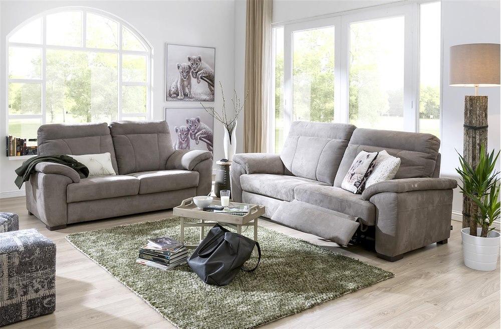 veneto leder 3 sitzer elektrisch henders hazel. Black Bedroom Furniture Sets. Home Design Ideas