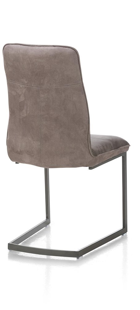 milan leder stuhl vintage gestell. Black Bedroom Furniture Sets. Home Design Ideas