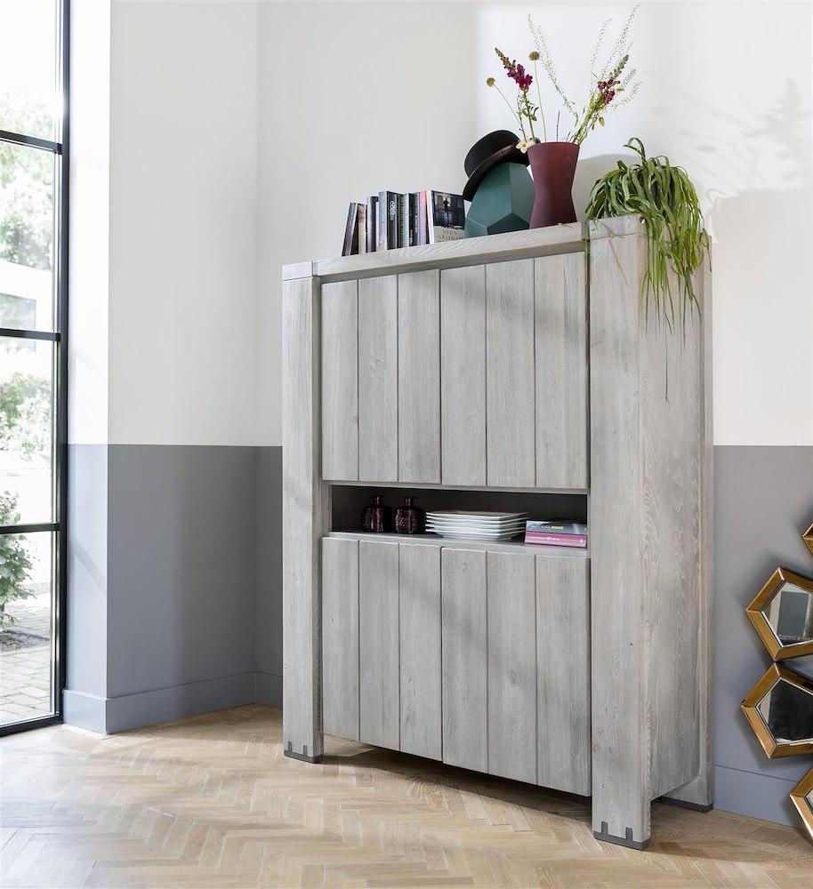 avola schrank 4 tueren 1 nische. Black Bedroom Furniture Sets. Home Design Ideas
