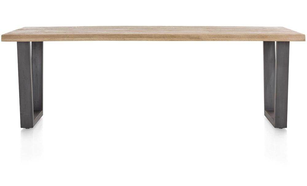 metalox tisch 250 x 100 cm henders hazel. Black Bedroom Furniture Sets. Home Design Ideas