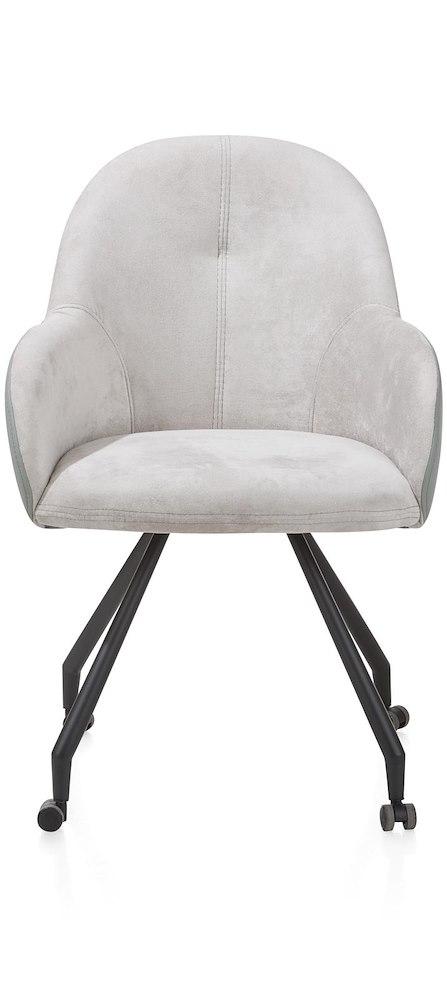 clarissa armlehnstuhl mit rollen combi gibson moreno henders hazel. Black Bedroom Furniture Sets. Home Design Ideas