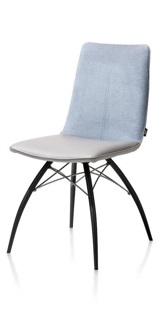 kyle stuhl schwarz metall griff tatra miami kombi. Black Bedroom Furniture Sets. Home Design Ideas