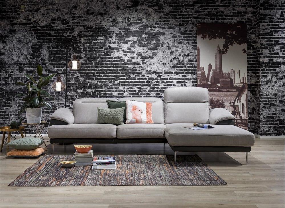 roanne longchair rechts fest henders hazel. Black Bedroom Furniture Sets. Home Design Ideas