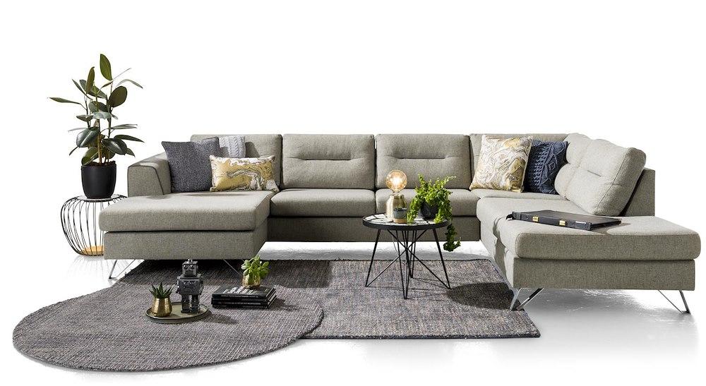 hill longchair 3 sitzer ottomane rechts. Black Bedroom Furniture Sets. Home Design Ideas