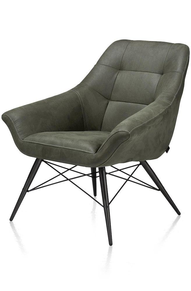 ravenna sessel schwarz gestell stoff kibo. Black Bedroom Furniture Sets. Home Design Ideas