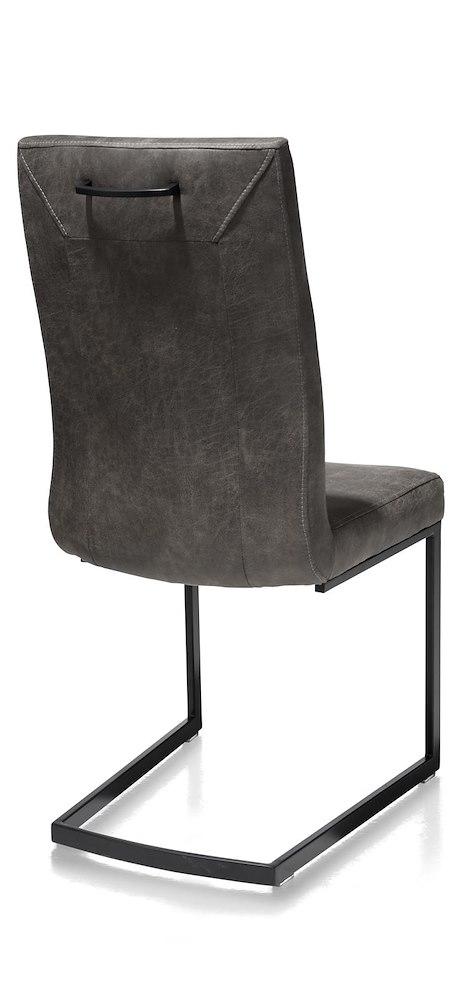 Malene stuhl schwarz metall swing recht handgriff recht stoff secillia - Stuhl schwarz metall ...