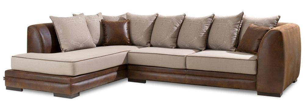 villas sofa 2 5 sitzer ottomane links henders hazel. Black Bedroom Furniture Sets. Home Design Ideas
