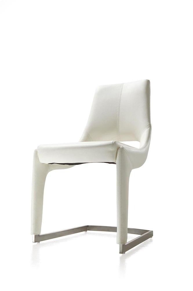 stuhl jimmy edelstahl tatra lederlook henders hazel. Black Bedroom Furniture Sets. Home Design Ideas