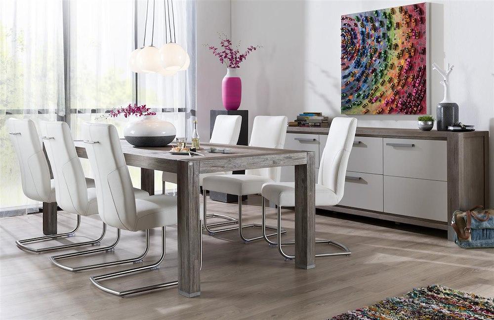 Modrava Möbel Familie  Design mit abgerundeten Kanten