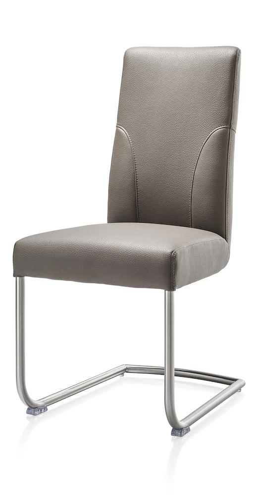 travis stuhl edelstahl kunstleder tatra henders hazel. Black Bedroom Furniture Sets. Home Design Ideas