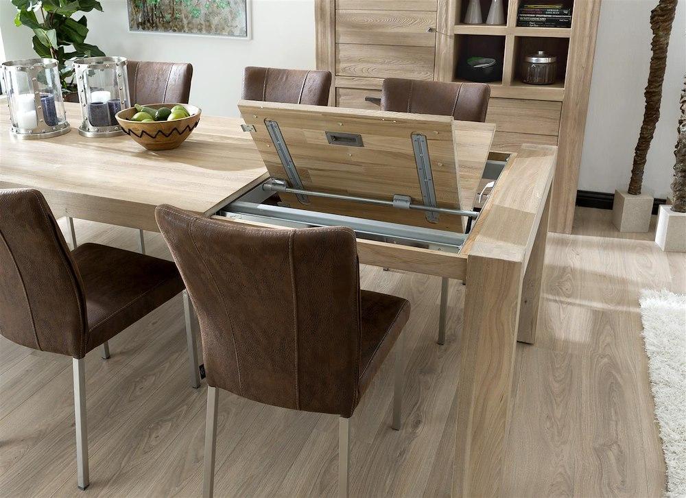 tulsa ausziehtisch 190 60 x 100 cm. Black Bedroom Furniture Sets. Home Design Ideas