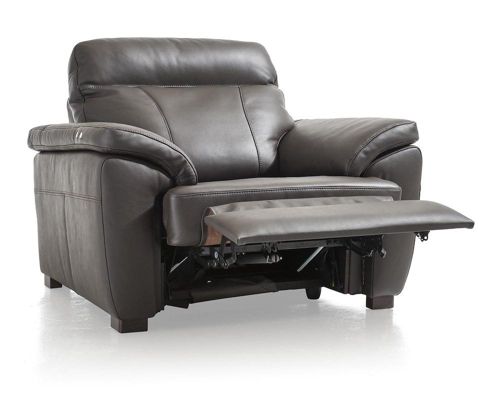 Ansprechend Sessel Elektrisch Foto Von O, + Kopfstuetze Funktion