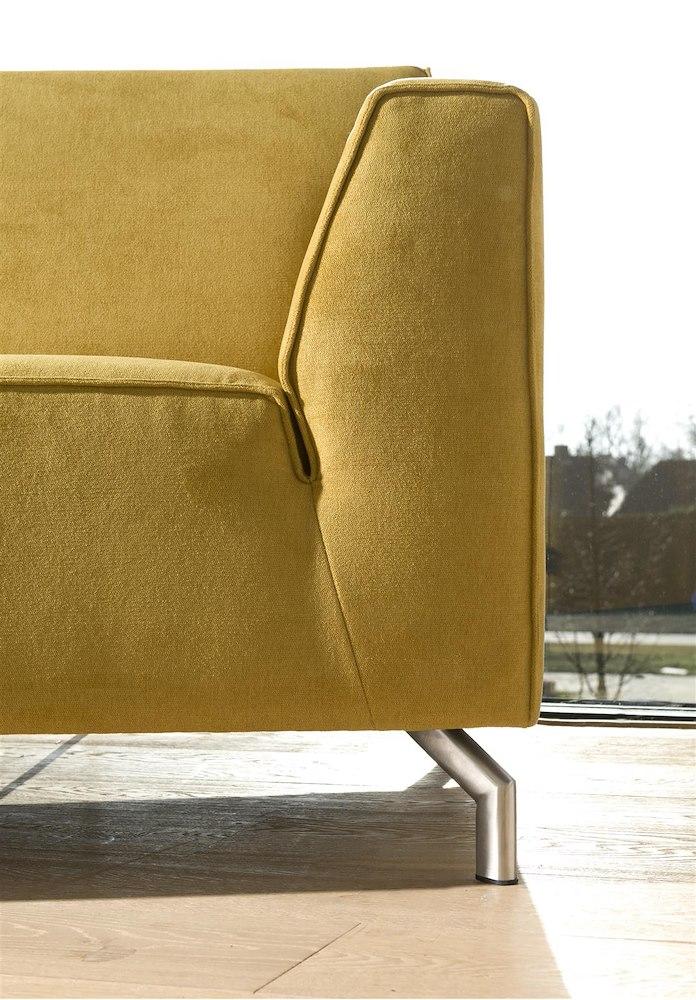 novara mehrfarbiges 3 sitzer sofa von henders hazel henders hazel. Black Bedroom Furniture Sets. Home Design Ideas
