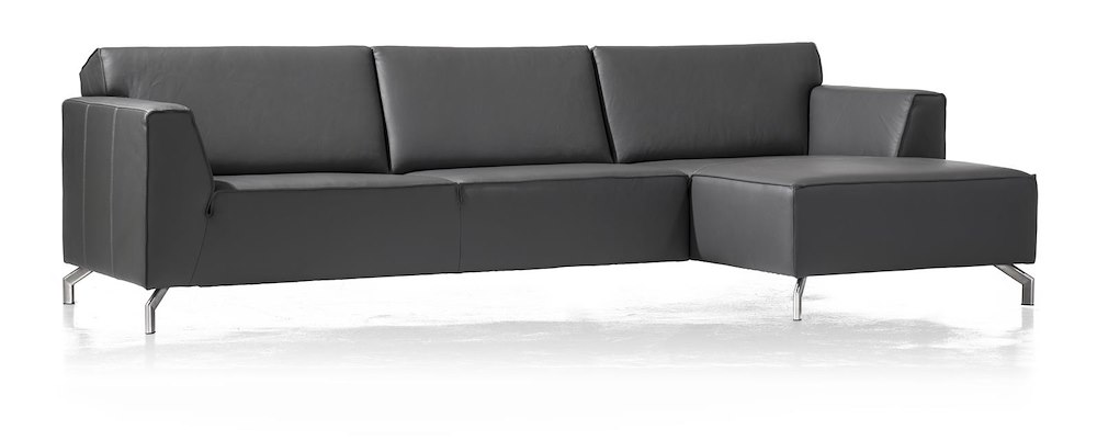 novara 3 sitzer longchair rechts henders hazel. Black Bedroom Furniture Sets. Home Design Ideas