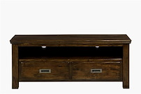 Cape Cod, Tv-sideboard 2-laden + 1-nische - 130 Cm