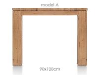A La Carte, Tisch 120 X 90 Cm - Aad