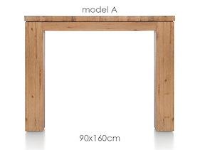 A La Carte, Tisch 160 X 90 Cm - Aad