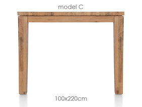 A La Carte, Tisch 220 X 100 Cm - Cor