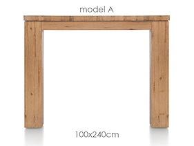 A La Carte, Tisch 240 X 100 Cm - Aad