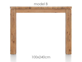 A La Carte, Tisch 240 X 100 Cm - Ben