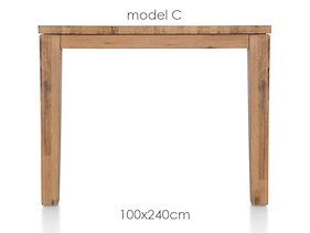 A La Carte, Tisch 240 X 100 Cm - Cor