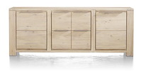 Buckley, Sideboard 2-tueren + 2-laden 220 Cm