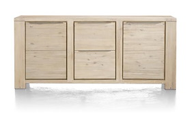 Buckley, Sideboard 180 Cm - 2-tueren + 2-laden