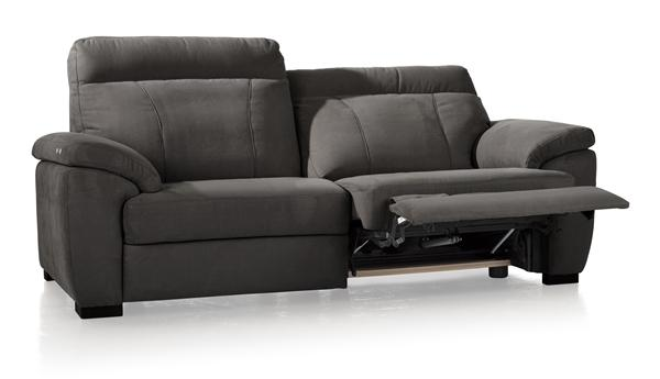 veneto 3 sitzer elektrisch kopfst tze funktion henders hazel. Black Bedroom Furniture Sets. Home Design Ideas