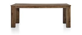 Masters, Tisch 200 X 100 Cm - Holz 12x12/10x14
