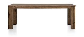 Masters, Tisch 220 X 100 Cm - Holz 12x12/10x14