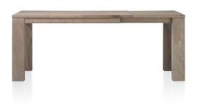 Masters, Ausziehtisch 140 (+60) X 90 Cm - Holz 12x12/10x14