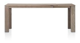 Masters, Auszieh-tresentisch 180 (+ 60) X 90 Cm - Holz 12x12/10x14