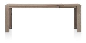 Masters, Auszieh-tresentisch 200 (+ 60) X 100 Cm - Holz 12x12/10x14