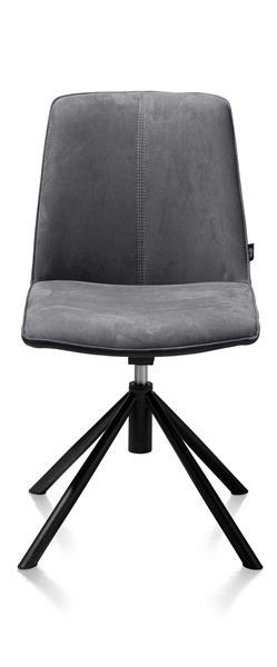 Brody, Stuhl - Kombination Vorderseite Savannah / Ruckseite Kibo