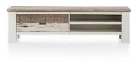 Tibro, Tv-sideboard 1-klappe + 2-nischen - 145 Cm