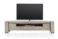 Avola, Tv-sideboard 2-klappen + 1-lade + 1-nische - 190 Cm
