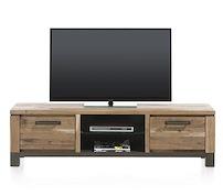Falster, Tv-sideboard 1-lade + 1-klappe + 2-nischen 170 Cm