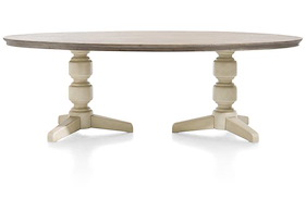 Le Port, Tisch Oval 190 X 100 Cm