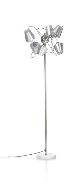 Sivan, Stehlampe 6-flammig (led)