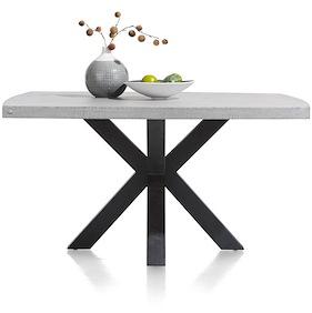 Maestro, Tisch 150 X 150 Cm - Beton Platte