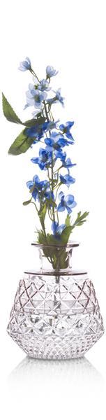 Vase Avery - Hoehe 19,5 Cm - Beige