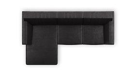 Zembla, 2-sitzer + Longchair Links