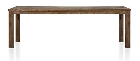 Masters, Tisch 240 x 100 cm - Holz 9x9