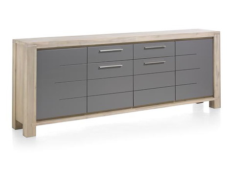 multiplus sideboard 4 tueren 1 lade 240 cm. Black Bedroom Furniture Sets. Home Design Ideas